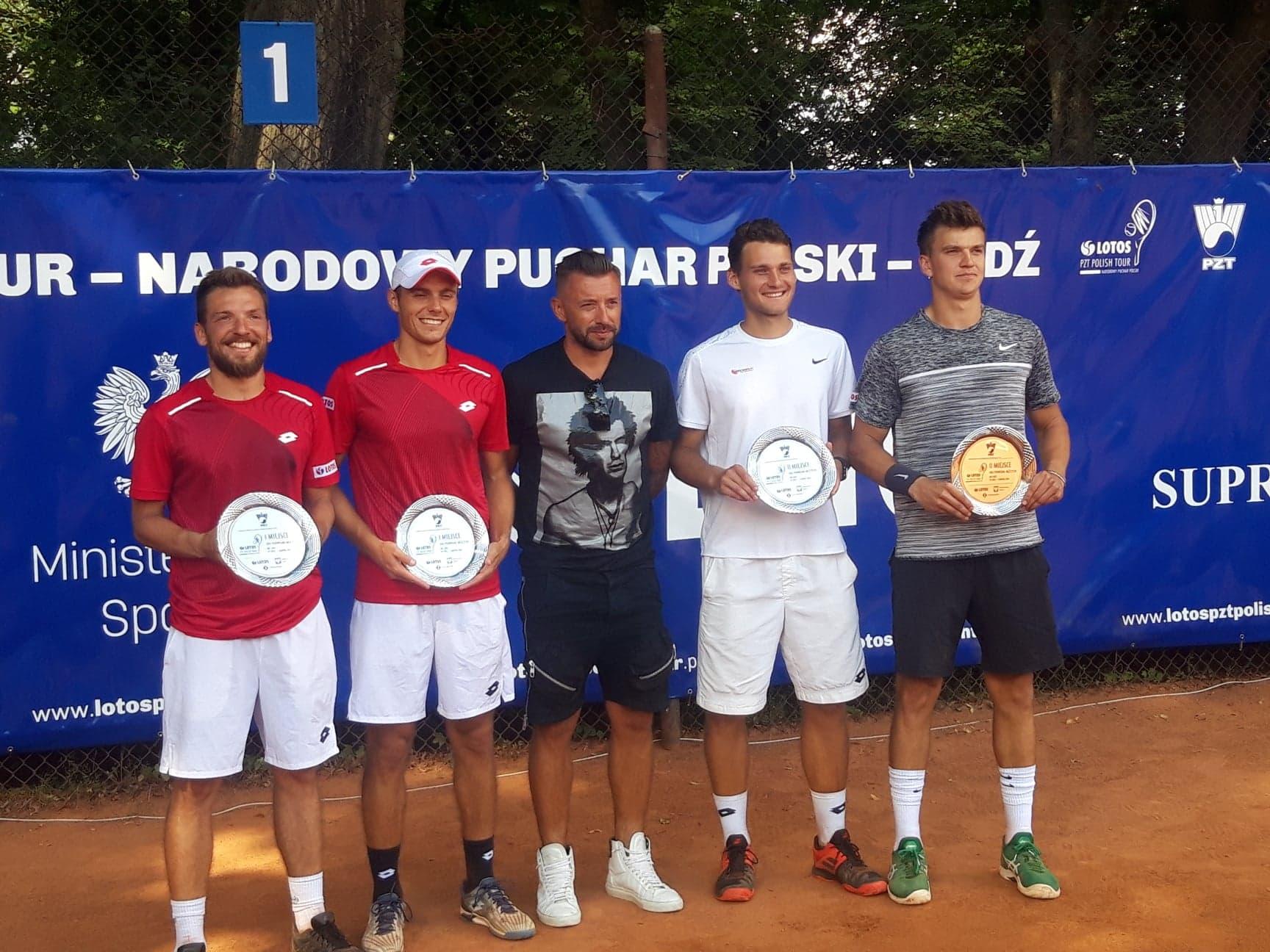 Najlepsi tenisiści w LOTOS Polish PZT Polish Tour
