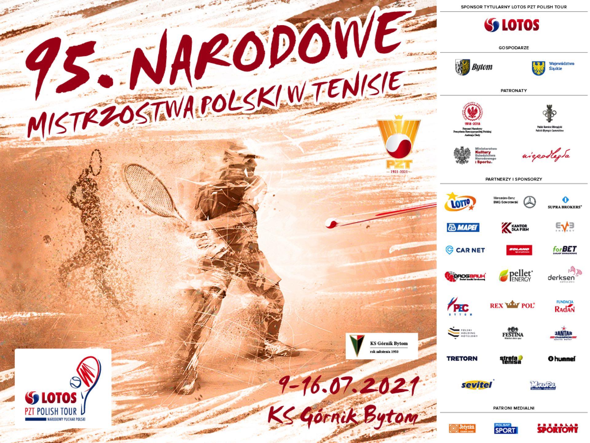 Rozpoczynamy 95. Narodowe Mistrzostwa Polski w Bytomiu